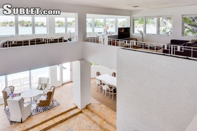 Image 10 furnished 5 bedroom House for rent in Miami Beach, Miami Area