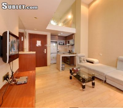 Image 2 furnished 2 bedroom Apartment for rent in Tianhe, Guangzhou