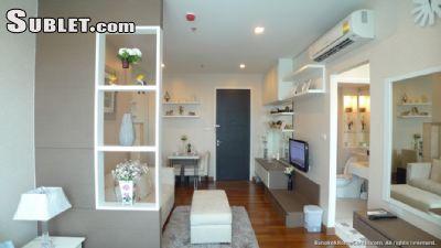 Image 2 furnished Studio bedroom Apartment for rent in Bang Rak, Bangkok