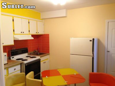 Image 1 furnished 1 bedroom Apartment for rent in Saint Sauveur, Quebec City Area