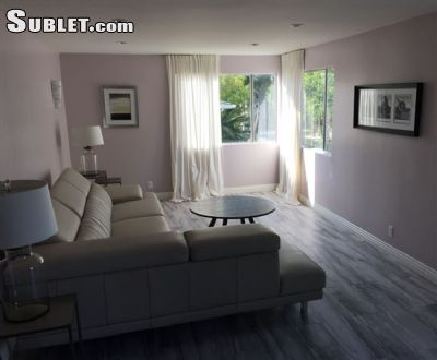 Image 3 furnished 3 bedroom Townhouse for rent in Santa Monica, West Los Angeles
