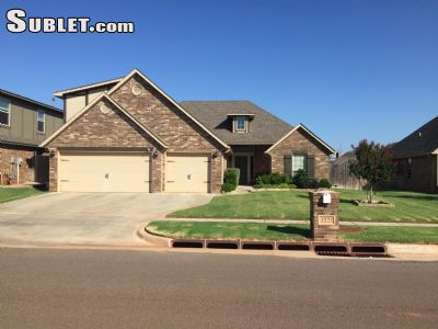Image 1 unfurnished 4 bedroom House for rent in Edmond, Oklahoma City