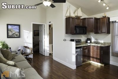 Image 2 furnished 1 bedroom Apartment for rent in Dawson County, Northeast Mountains