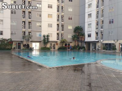 Image 1 furnished 2 bedroom Apartment for rent in Surabaya, East Java