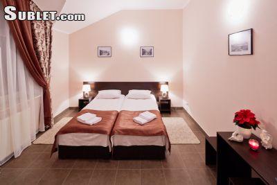 Image 1 furnished Studio bedroom Hotel or B&B for rent in Lviv, Lviv