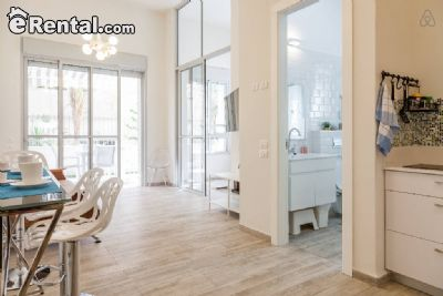 Image 1 furnished 3 bedroom Apartment for rent in Tel Aviv-Yafo, Tel Aviv