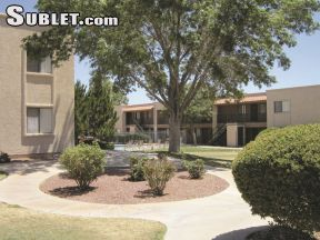 Image 1 unfurnished 1 bedroom Apartment for rent in Cochise (Sierra Vista), Old West Country