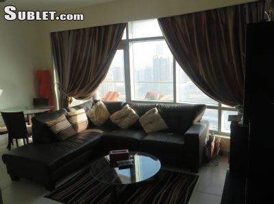 Image 1 furnished 1 bedroom Apartment for rent in Dubai, Dubai