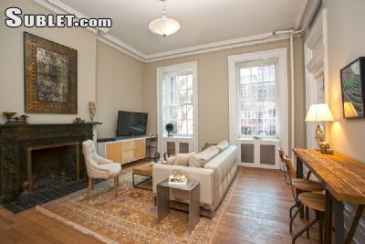 Image 1 furnished 1 bedroom Apartment for rent in Village-West, Manhattan