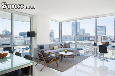 Image 3 either furnished or unfurnished 1 bedroom Apartment for rent in Downtown, Metro Los Angeles