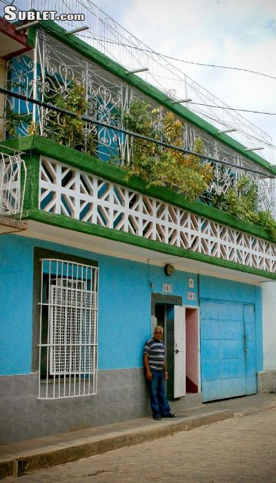 Image 1 Furnished room to rent in Trinidad, Sancti Spiritus 2 bedroom Hotel or B&B
