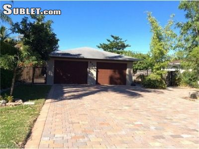 Image 1 furnished 1 bedroom House for rent in Naples, Collier (Naples)