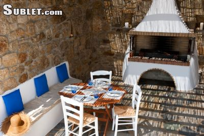 Image 10 furnished 5 bedroom House for rent in Mykonos, Cyclades