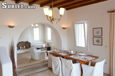 Image 4 furnished 5 bedroom House for rent in Mykonos, Cyclades