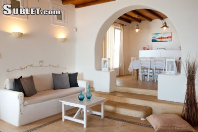 Image 5 furnished 5 bedroom House for rent in Mykonos, Cyclades