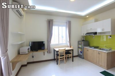 Image 2 furnished Studio bedroom Apartment for rent in District 1, Ho Chi Minh City