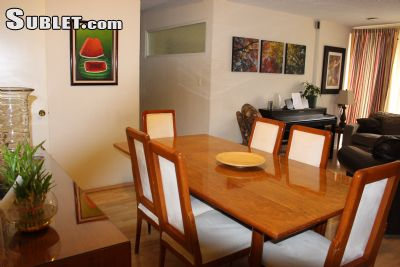 Image 4 furnished 4 bedroom Apartment for rent in Coyoacan, Mexico City
