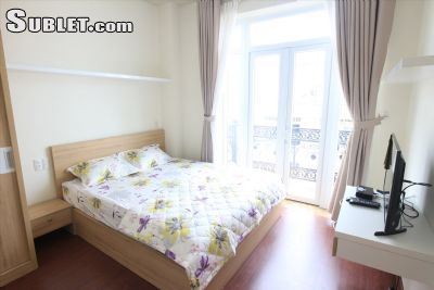 Image 1 Furnished room to rent in District 1, Ho Chi Minh City 2 bedroom Apartment