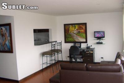 Image 2 furnished Studio bedroom Apartment for rent in Usaquen, Bogota