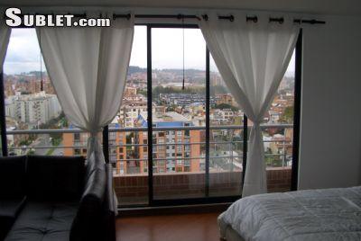 Image 3 furnished Studio bedroom Apartment for rent in Usaquen, Bogota