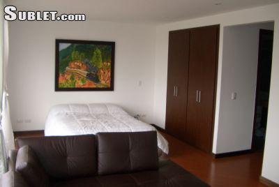Image 4 furnished Studio bedroom Apartment for rent in Usaquen, Bogota
