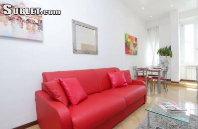 Image 2 furnished 1 bedroom Apartment for rent in Trastevere, Roma (City)