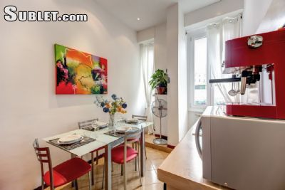 Image 4 furnished 1 bedroom Apartment for rent in Trastevere, Roma (City)