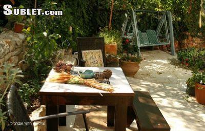 Image 4 furnished 1 bedroom Apartment for rent in Ein Karem, West Jerusalem