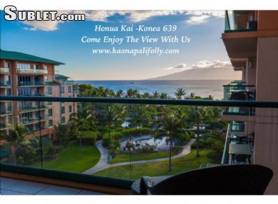 Image 1 furnished 2 bedroom Apartment for rent in Lahaina, Maui
