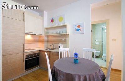 Image 4 furnished 2 bedroom Apartment for rent in Budva, South Montenegro