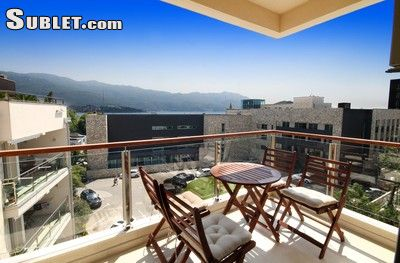 Image 1 furnished 2 bedroom Apartment for rent in Budva, South Montenegro