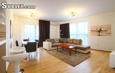 Image 2 furnished 2 bedroom Apartment for rent in Budva, South Montenegro