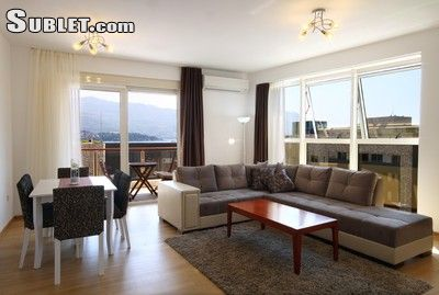 Image 3 furnished 2 bedroom Apartment for rent in Budva, South Montenegro