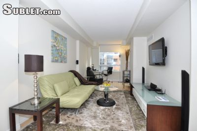 Image 9 furnished 1 bedroom Apartment for rent in Financial District, Old Toronto