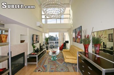 Image 1 furnished 1 bedroom Apartment for rent in Financial District, Old Toronto