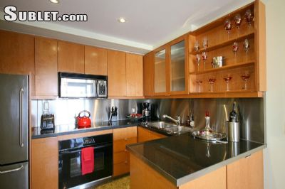 Image 3 furnished 1 bedroom Apartment for rent in Financial District, Old Toronto