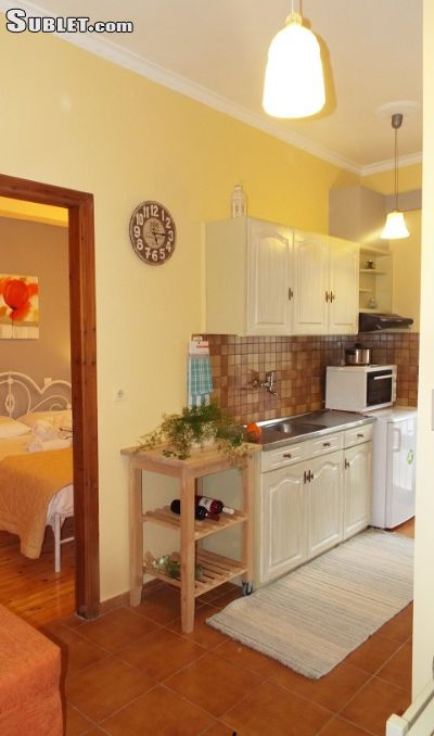 Image 3 furnished Studio bedroom Apartment for rent in Lefkada, Lefkada