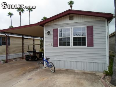 Pharr furnished 1 bedroom mobile home for rent 900 per month rental id 2609340 for One bedroom mobile homes for sale in texas