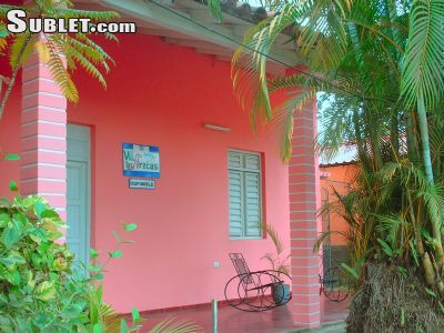 Image 1 furnished 1 bedroom Townhouse for rent in Vinales, Pinar del Rio