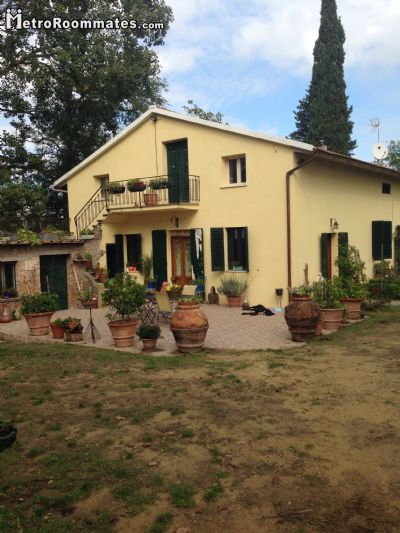 750 room for rent Montopoli in Val dArno Pisa, Tuscany (Florence)