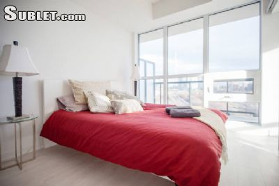Image 1 furnished 2 bedroom Apartment for rent in Liberty Village, Old Toronto