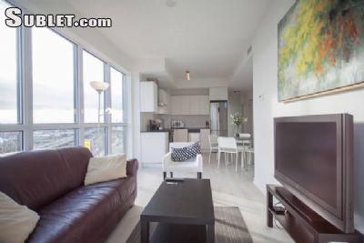 Image 4 furnished 2 bedroom Apartment for rent in Liberty Village, Old Toronto