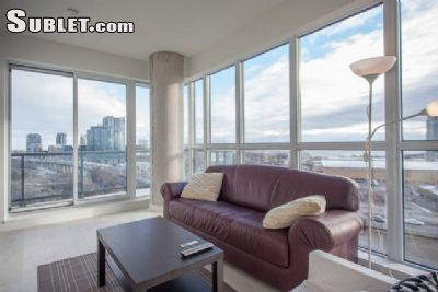 Image 5 furnished 2 bedroom Apartment for rent in Liberty Village, Old Toronto