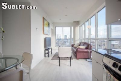 Image 8 furnished 2 bedroom Apartment for rent in Liberty Village, Old Toronto