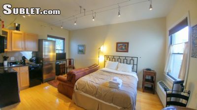 Image 5 furnished Studio bedroom Apartment for rent in Dupont Circle, DC Metro