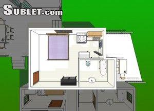 Image 5 furnished 1 bedroom Apartment for rent in Vodice, Sibenik Knin