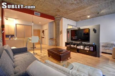 Image 3 furnished 1 bedroom Loft for rent in Downtown, Montreal Area
