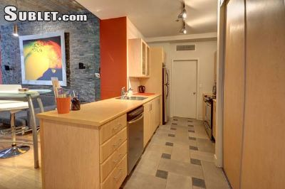 Image 4 furnished 1 bedroom Loft for rent in Downtown, Montreal Area
