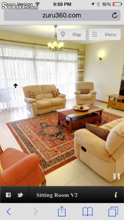 Image 3 furnished 4 bedroom Apartment for rent in Nairobi, Kenya