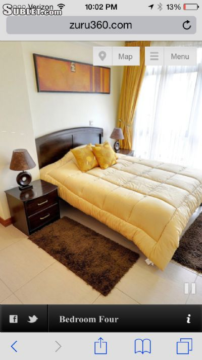 Image 6 furnished 4 bedroom Apartment for rent in Nairobi, Kenya